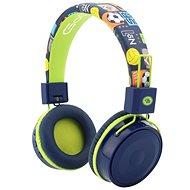 Kabellose Kopfhörer Gogen HBTM 32BL blau
