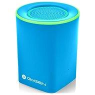 Gogen BS 074BL Blau - Bluetooth-Lautsprecher