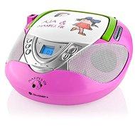 Gogen Maxi Radio P rosa - Radiorecorder