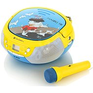 Gogen Maxi Spieler B blau-gelb - Radiorecorder