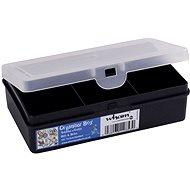 Wham Organiser Box 14,5 x 9,5 x 4 cm 12800 - schwarz - Organiser