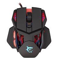White Shark LANCELOT Gaming Mouse - Gaming-Maus