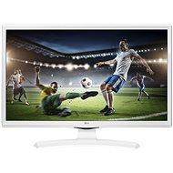 """24"""" LG 24MT49VW weiß - Monitor mit TV-Tuner"""