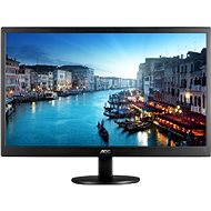 "20"" AOC e2070swn - LED Monitor"