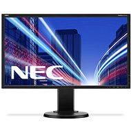 "22"" NEC MultiSync LED E223W schwarz - LCD Monitor"