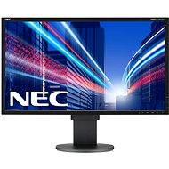 "24"" NEC MultiSync LED EA244WMi schwarz - LCD Monitor"