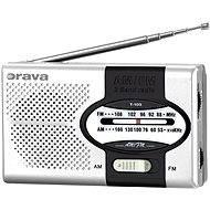 Orava T-103 - Tragbares Radio
