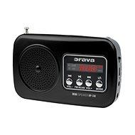 Orava RP-130 Schwarz - Radio