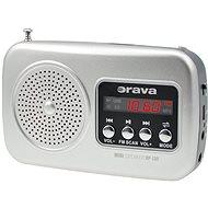 Orava RP-130 S Silber - Radio
