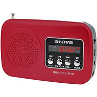 Orava RP-130 R Rot - Radio