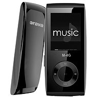Orava M-4G schwarz - MP4 Player