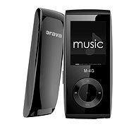 Orava M-8G schwarz - MP4 Player