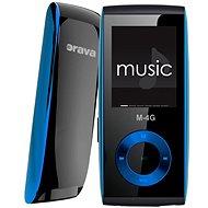 Orava M-8G blau - MP4 Player