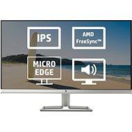 "27"" HP 27fw mit Lautsprecher - LCD Monitor"