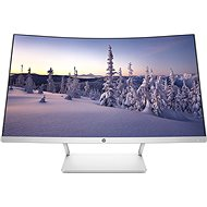 "27"" HP 27 Curved Display - LED Monitor"