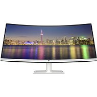 "34"" HP 34f Curved - LCD Monitor"