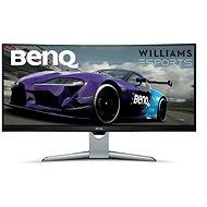 LED-Monitor 35 Zoll BenQ EX3501R UHD - LED Monitor