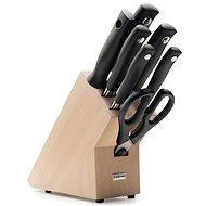GRAND PRIX Messer-Set mit Block - Messer-Set