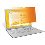 """3M Notebook 14 """"Widescreen 16: 9, Gold - Privatfilter"""