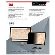 """3M auf LCD 19 """"Widescreen 16:10, schwarz - Privatfilter"""