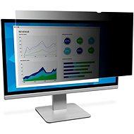"""3M auf 19,5 """"Widescreen 16: 9 LCD-Bildschirm, schwarz - Privatfilter"""