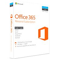 Office-Suite Microsoft Office 365 Personal ENG - Officepack