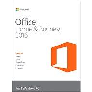 Microsoft Office Home & Business 2016 - Elektronische Lizenz