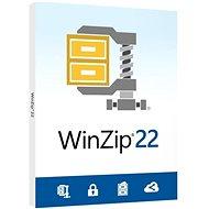WinZip 22 Std ML DVD EU Box - Software