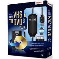 Einfache VHS zu DVD 3 Plus DE / FR / DE / ES / IT / NL - Brenner-software