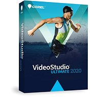 VideoStudio 2020 Ultimative  ML (BOX) - Videobearbeitungssoftware