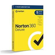 Symantec Norton 360 Deluxe 50 GB, 1 Benutzer, 5 Geräte, 12 Monate (elektronische Lizenz) - Elektronische Lizenz
