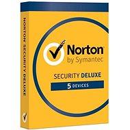 Norton Security Deluxe, 1 Benutzer für 5 Geräte für 18 Monate (digitale Lizenz) - Internet Security