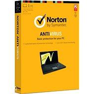 Symantec Norton Antivirus Basic 1.0 CZ, 1 uživatel, 1 zařízení, 12 měsíců (elektronická licence) - Sicherheits-Software