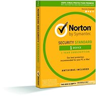 Symantec Norton Security Standard, 1 Benutzer, 1 Gerät, 12 Monate, 3 LIZENZ FÜR PREIS 2 (elektronische lic - Elektronische Lizenz
