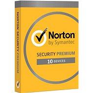 Norton Security Premium, 1 Benutzer, 10 Geräte, 3 Jahre (elektronische Lizenz) - Internet Security