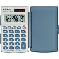 Sharp EL-243S weiß - Taschenrechner