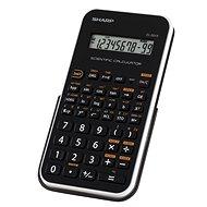 Sharp EL-501XWH černo/bílá - Taschenrechner