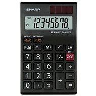 Sharp EL-M700TWH schwarz - Taschenrechner