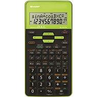 Sharp SH-EL531TH grün - Taschenrechner
