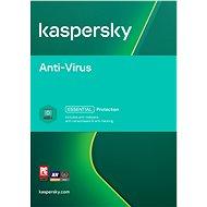 Kaspersky Anti-Virus für 1 PC für 12 Monate (elektronische Lizenz) - Elektronische Lizenz