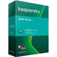 Kaspersky Anti-Virus für 1 PC für 12 Monate - neu (BOX) - Antivirus