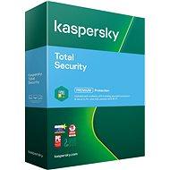 Kaspersky Total Security für 1 PC für 12 Monate - neu (BOX) - Internet Security