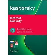 Kaspersky Internet Security multi-device 2018 pro 1 zařízení na 24 měsíců (elektronická licence) - Antivirus-Software
