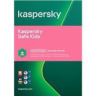 Kaspersky Safe Kids für 1 Nutzer für 12 Monate (elektronische Lizenz) - Sicherheitssoftware