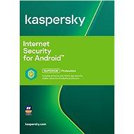 Kaspersky Internet Security für Android 1 GB für mobile oder Tablet zu 12 Monaten, neue Lizenzen - Elektronische Lizenzen