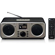 Lenco DIR-140BK - Radio