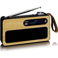 Lenco PDR-040BAMBOOBK - Radio