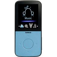 Lenco PODO-153 blau - MP3 Player