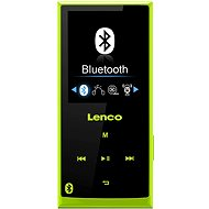 Lenco XEMIO 760 mit 8 Gigabyte Bluetooth Grün - FLAC Player