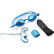 Lenco XEMIO 1000 8GB blau - MP3 Player